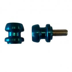 STAND PICKUP KNOBS YAM 10mm BLUE