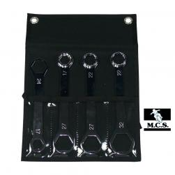 TOOLS AXLE WRENCH KIT 4pcs