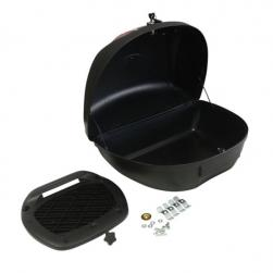 TOPBOX  W M/KIT TOURING 51LTR