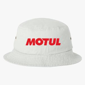 BUCKET HAT MOTUL RED/WHT S/M