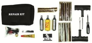 PUNCTURE REPAIR KIT T/LESS CO2