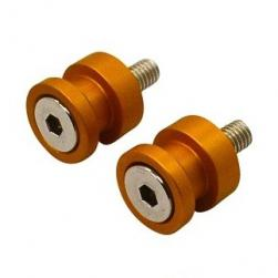 STAND PICKUP KNOBS HON/SUZ 8mm GOLD